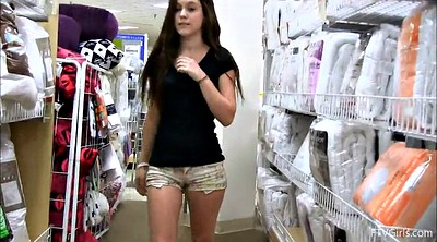 Public masturbation, Public flash, Big ass teen