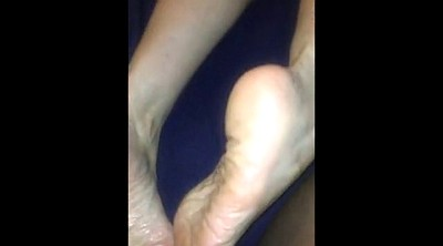 Mature foot, Milf footjob, Sole, Lady, Mature feet, Foot sole