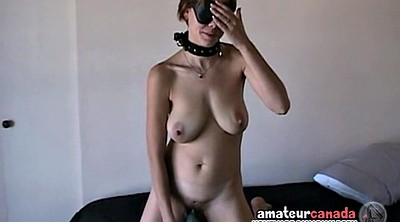 Submission, Submissive, Wife blindfolded, Submissive wife, Hairy wife, Busty wife
