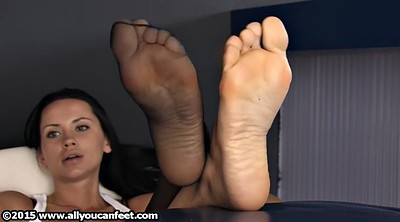 Nylon foot fetish, Nylons, Nylon feet