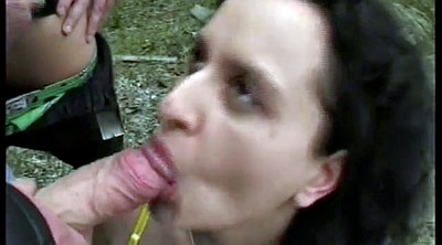 Whore, Mature outdoor, Mature gangbang, Gangbanged