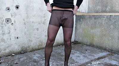 Crossdressing, Gay pantyhose, Crossdresser pantyhose