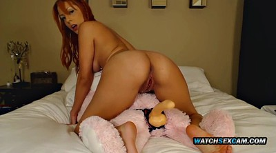 Bear, Riding dildo, Mother, Dildo riding, Big bear