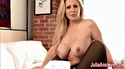 Julia ann, Stocking, Stockings foot, Stocking foot, Sexy feet, Big tits stockings