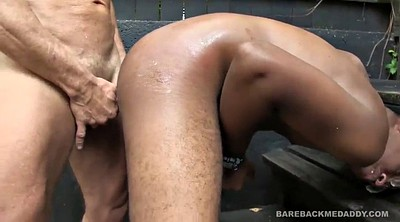 Black big cock, Bareback