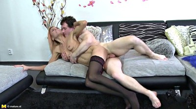 Mom and boy, Mom and boys, Mature mom, Skinny mature, Young fuck mom, Young boys