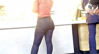 Hidden cam, Perfect ass