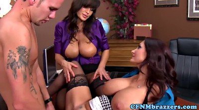 Busty matures, Lisa ann