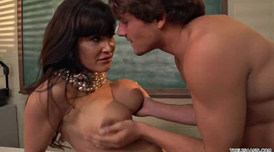 Lisa ann, Mature teacher