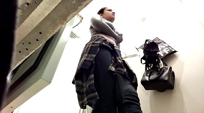 Hidden cam, Changing, Changing room, Change