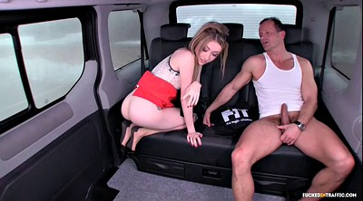 Taxi, Thick, Bouncing tits