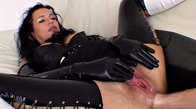 Latex, Anal fisting, Latex fisting, Abuse