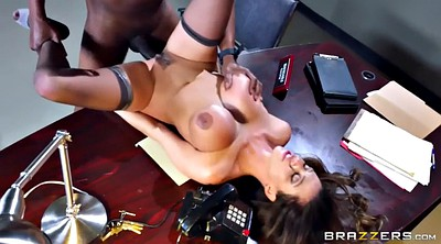 Ariella ferrera, Secretary, Ferrera, Latina doggy fucking brunette, Black milf