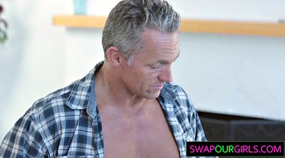 Swapping, Teen father, Daddy swap