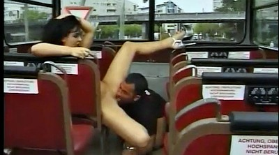 Bus, Watching, Bus handjob