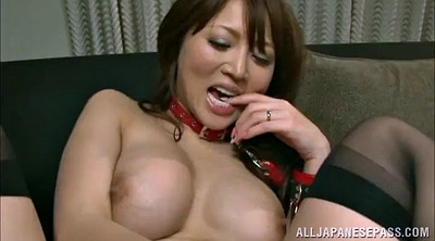 Japanese milf, Japanese handjob, Japanese blowjob, Big tits asian