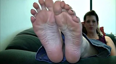 Goddess, Sole, Foot goddess