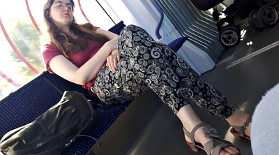 Bus, Feet show, Germany