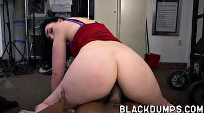 Teen bbc, Office sex