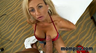 Mom anal, Anal mom, Blonde mature, Mom pov, Anal moms