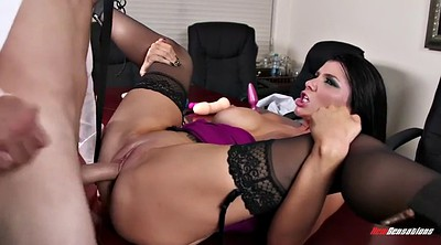 Romi rain, Office boss, Milf boss