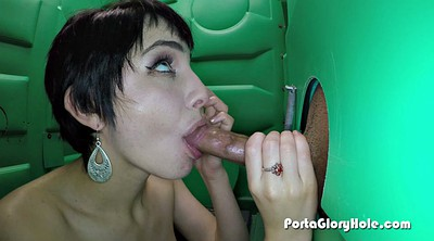 Gloryhole, Swallow cum