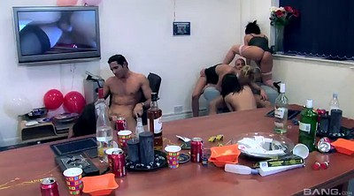 Group, Vixen, Orgy party