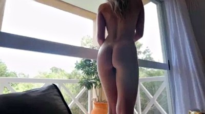 Big tits solo, Shooting, Photo, Blonde big tits