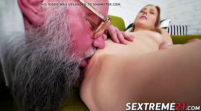 Old man, Horny mature