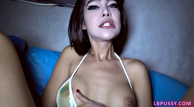 Shemale creampie, Post, Shemale asian, Post op