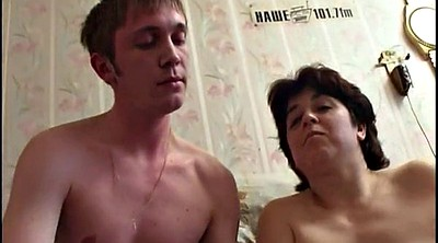 Russian mature, Old and young, Mature and boy