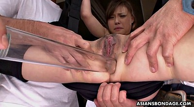 Tie, Tied up, Asian bondage, Asian squirting, Power pee, Asian tied