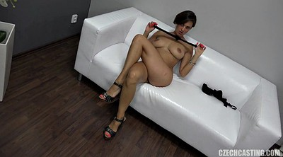 Mature casting, Milf casting, First casting