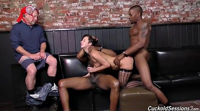 Mandingo, Mandingos, In front of, Cuckold black
