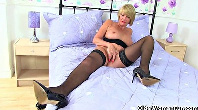 Black granny, British mature, Stockings mature, Ebony granny, Milf stocking, Black stockings