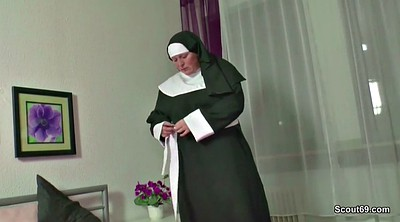 Nuns, Granny blowjobs