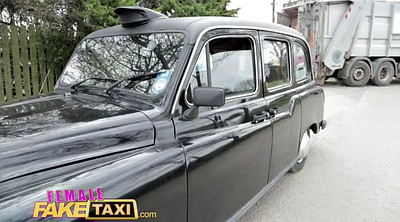Fake taxi, Wet, Czech taxi