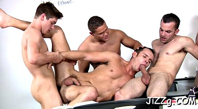 Group, Anal orgy, Anal sex