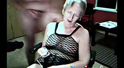 Mature blowjob, Dildo, Granny dildo