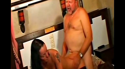 Anal mature, Old grandpa, Old young, Converse