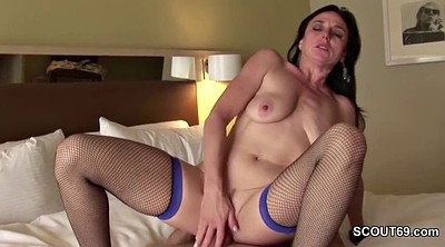 Mom son, Mom and son, Step mom, Step son, Mom help, Anal mom