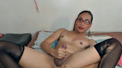 Shemale, Shemale cum, Shemale orgasm