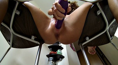 Squirt solo, Pee solo, Orgasm squirt, Clover