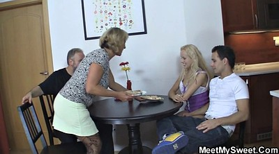 Mature, Mature threesome, Mature blondes