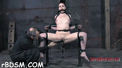 Slaves, Pussy open