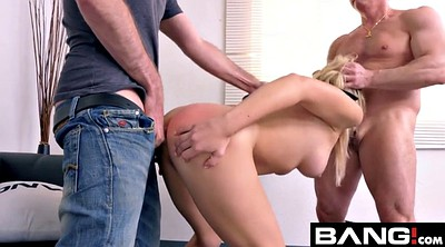 Bang, Zoey, Threesome casting