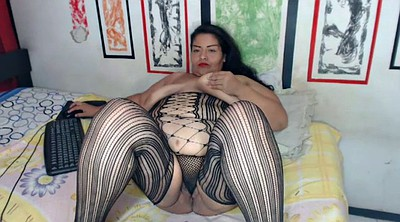 Web cam, Fat girl, Web cams