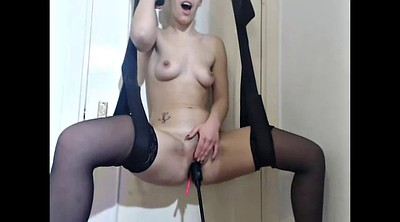 Riding dildo, Pov riding