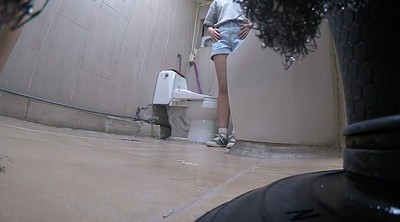 Toilet, Korean teen, Hidden toilet, Asian cam, Toilets, Toilet cam