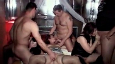 Gangbang, Swingers party